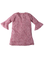 Nino Bambino 100% Organic Cotton Tunic Top For Girls