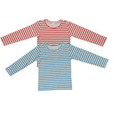 100% Organic Cotton T-Shirt ( Pack of 2 ) For Baby Boy