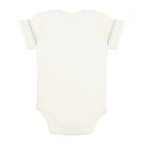 Nino Bambino 100% Organic Cotton Short Sleeve Bodysuit