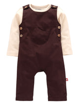 Nino Bambino 100% Organic Cotton T-Shirt & Dungaree Set