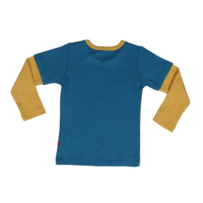 100% Organic Cotton T-Shirt ( Pack of 2 ) for Baby Boys