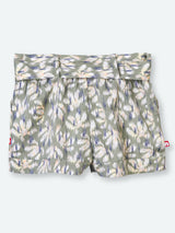 Nino Bambino Organic Cotton Shorts For Baby Girls