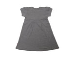 100% Organic Cotton Round Nack Girls Tunic Top With Bow