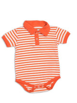 100% Organic Cotton Collar Bodysuit