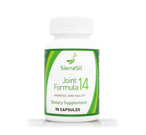 Save 14%!<br>SierraSil Joint Formula14<sup>TM</sup> - 12 Bottle Bundle