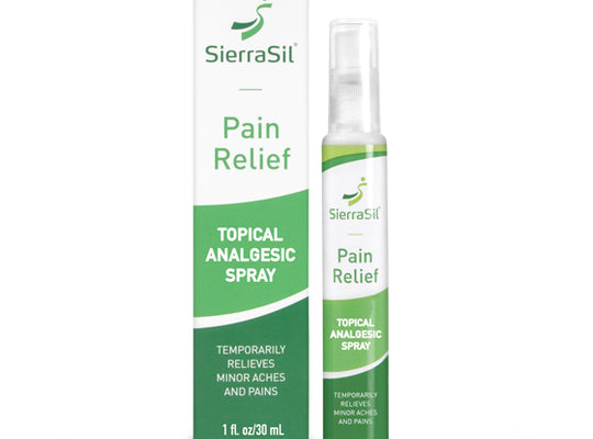 SierraSil Pain Free Spray