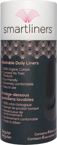 * NEW * Daily Liner (set of 4) - Now in Black!