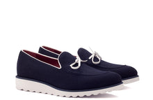 Load image into Gallery viewer, LOAFER - NAVY FLANNEL