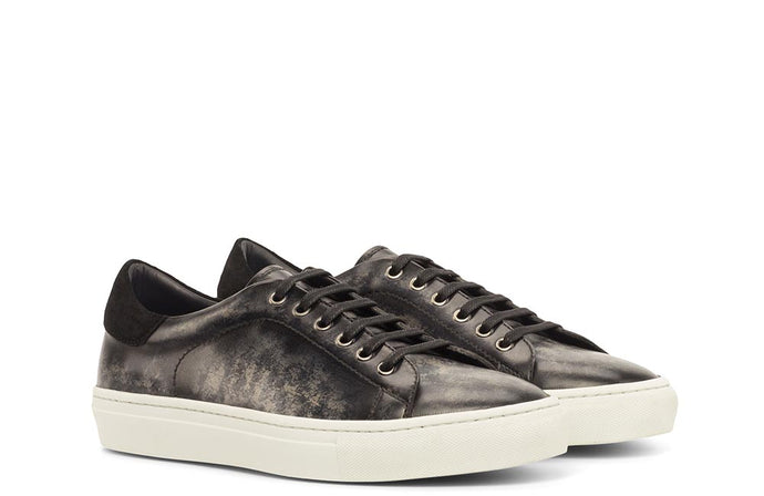 TRAINER - GREY PATINA