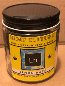Hemp Culture Lemon Haze