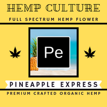 Load image into Gallery viewer, Hemp Culture Pineapple Express