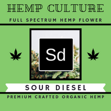 Load image into Gallery viewer, Hemp Culture Sour Diesel