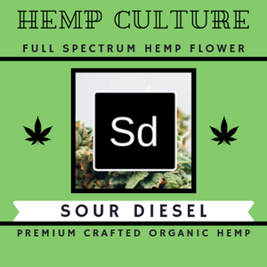Hemp Culture Sour Diesel
