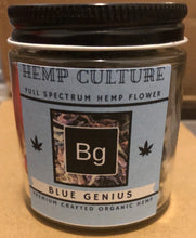 Load image into Gallery viewer, Hemp Culture Blue Genius