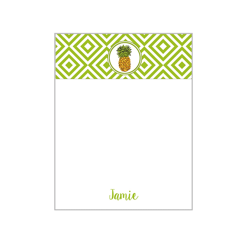 Motif Notecards Personalized