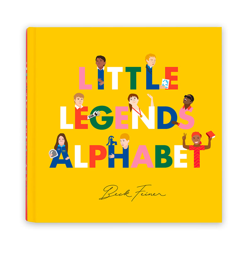 Alphabet Legends Books