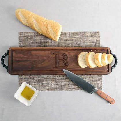 Initial Bread Board