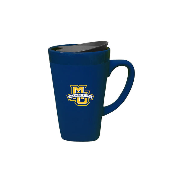 College Mug with Lid