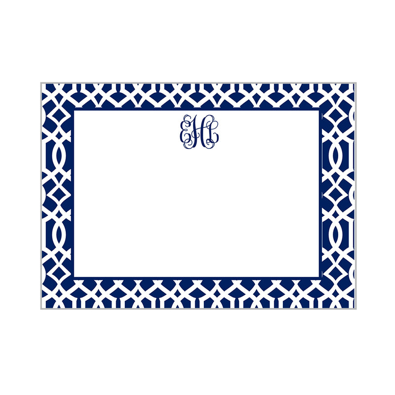 Iron Gate Notecards Personalized