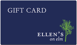 Ellen's on elm Gift Card