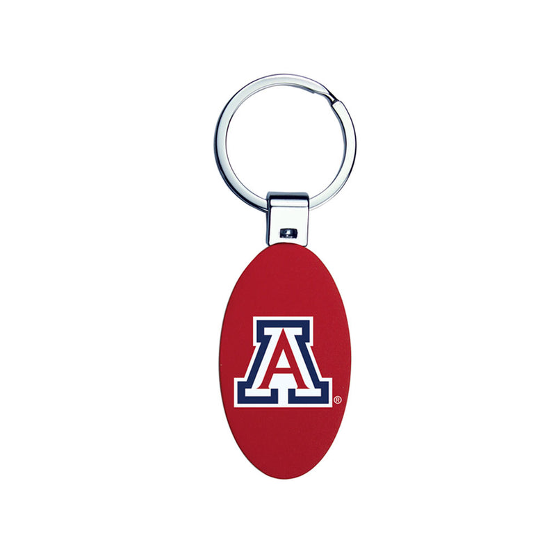 College Oval Key Tags
