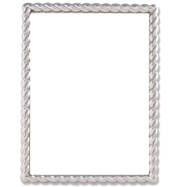 Silver Rope Frame