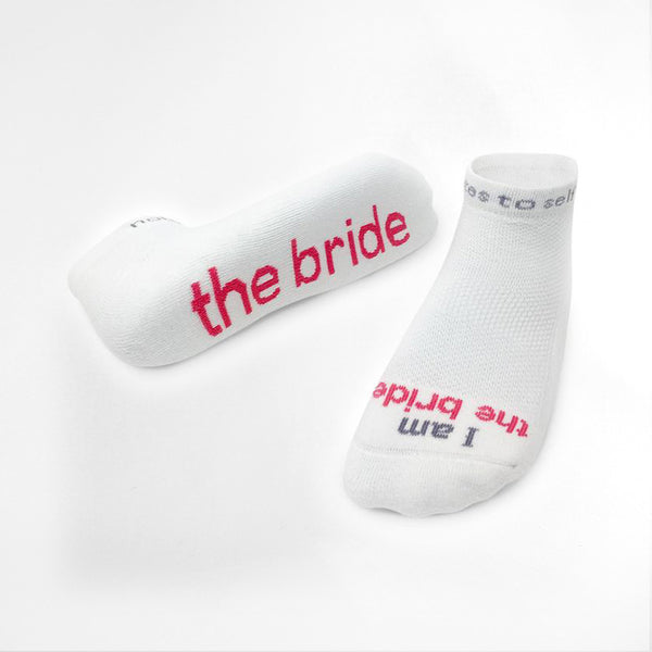 I Am The Bride Socks