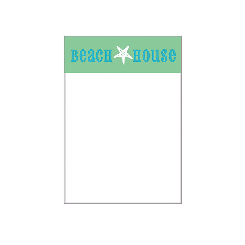 Beach House Notepad