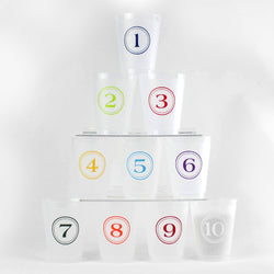 Number Roadie Cups