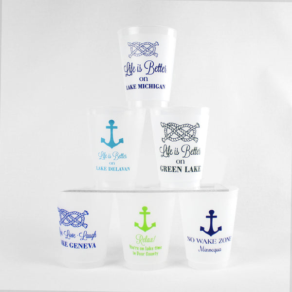 Lake Roadie Cups