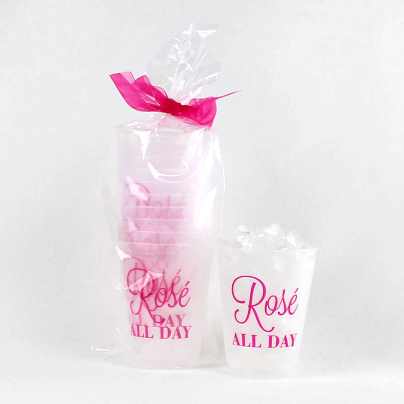 Rose All Day Roadie Cups