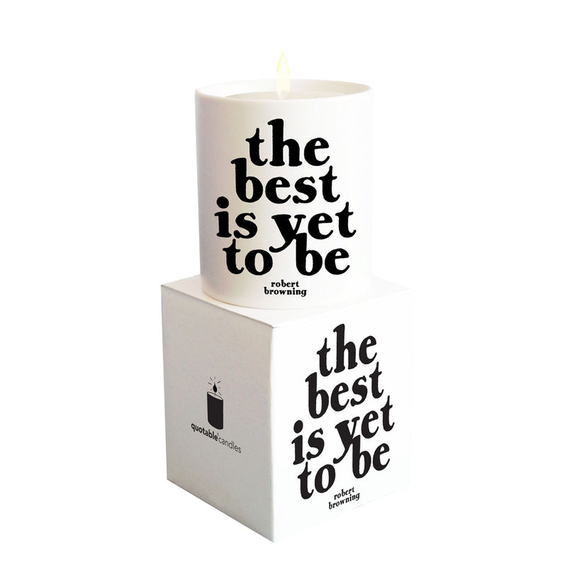 Quotable Candle