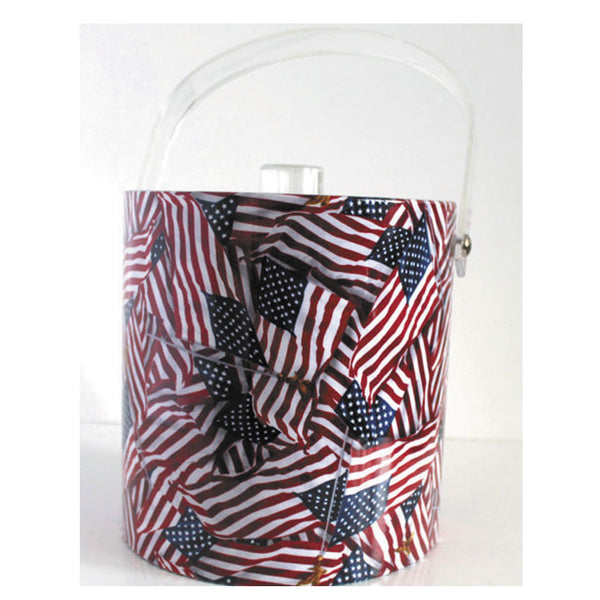 Flag Ice Bucket