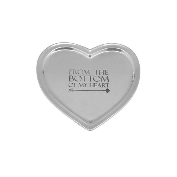 Bottom of my Heart Statement Tray