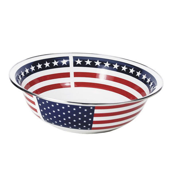 Stars & Stripes Enamelware Collection
