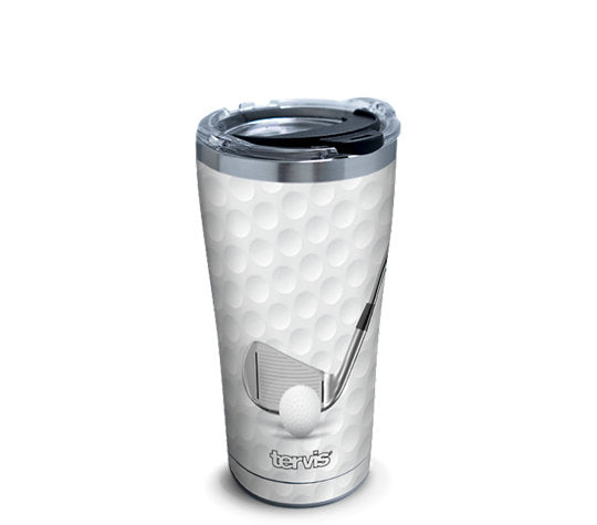 Golf Ball Stainless Tumbler