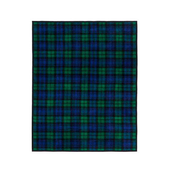 Highlander Plaid Blanket