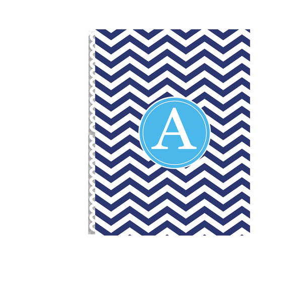 Notebook Chevron Personalized