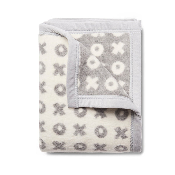 Hugs and Kisses Mini Blanket