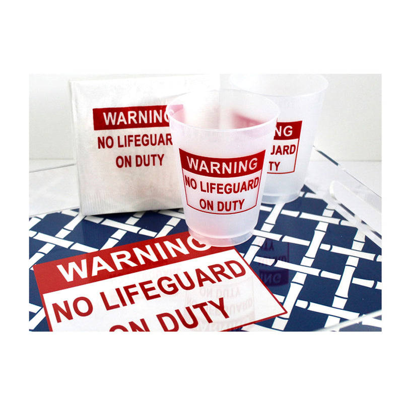 No Lifeguard On Duty Collection