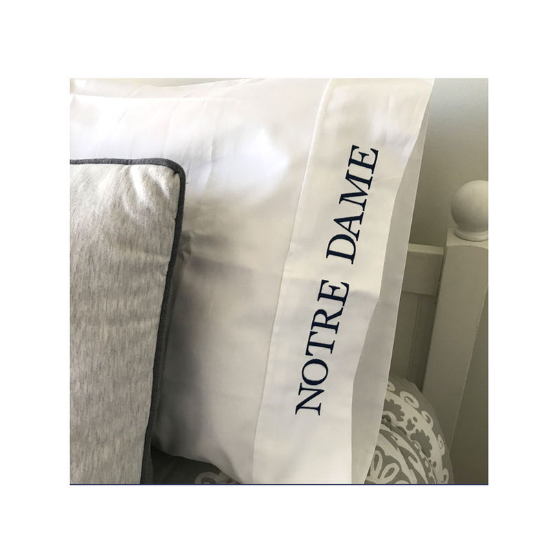 College Pillowcases
