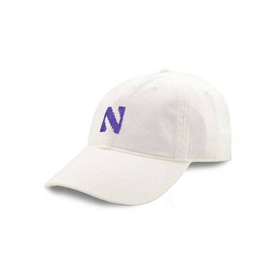 College Needlepoint Hat