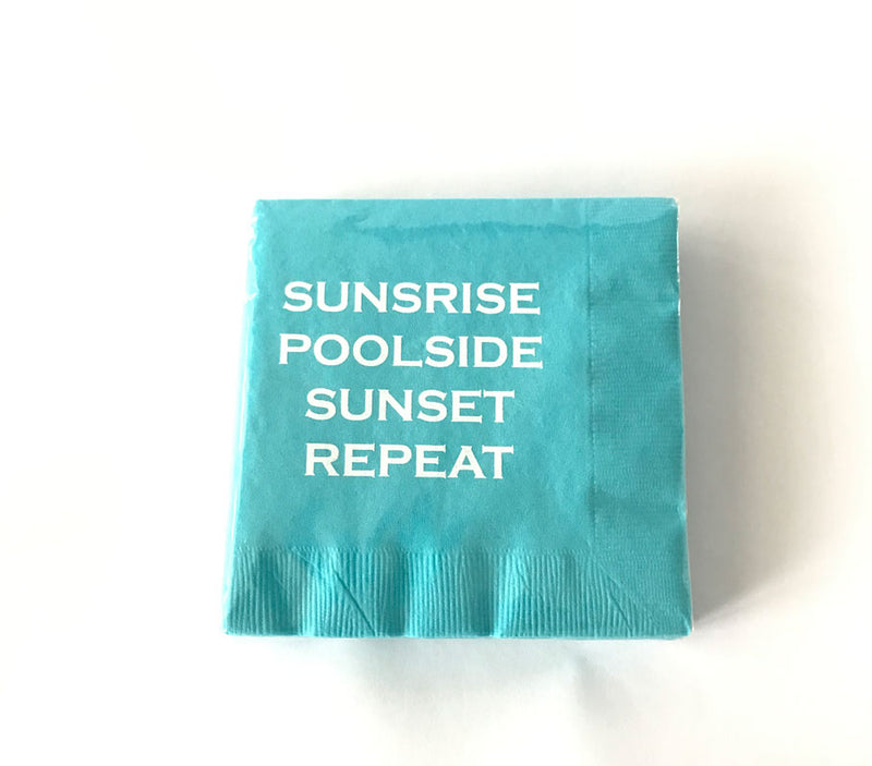 Sunrise, Poolside ...Collection