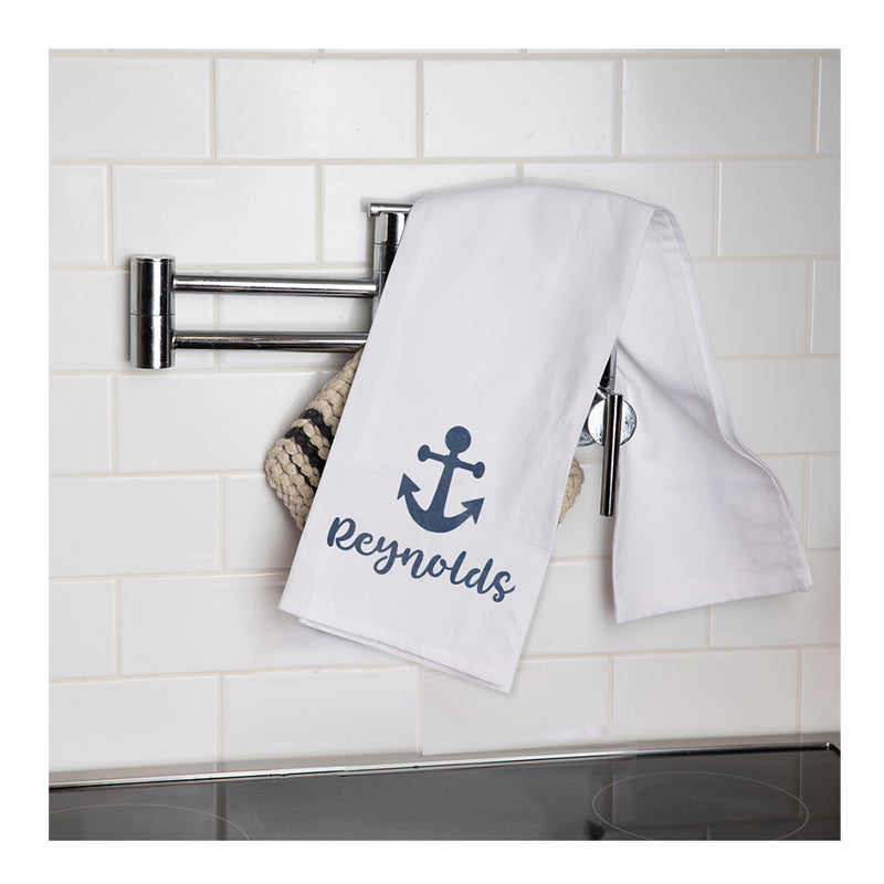 Personalized Tea Towel Set