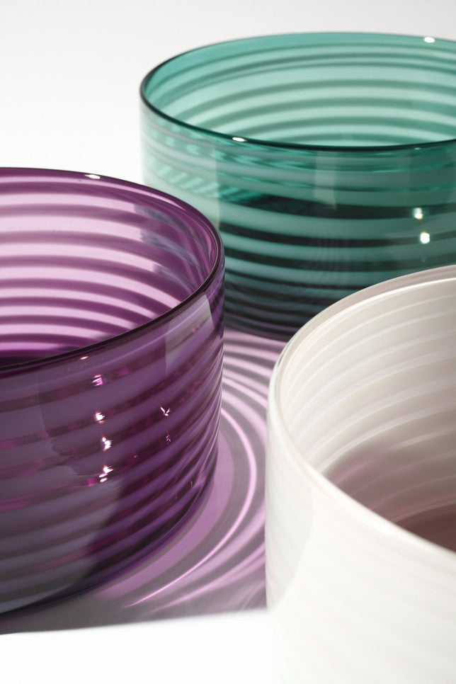 Detail Cylindrical Bowls