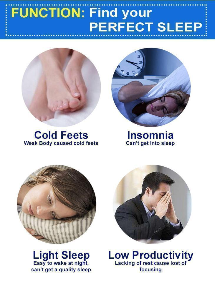 Chinese Traditional Insomnia-Solved AcuPatch