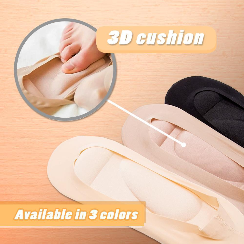 3D Sponge Massage Socks