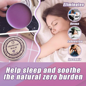 Lavender Sleepy Aromatic Balm [Buy 1 Get 1 Free Now]