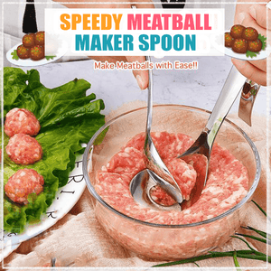 Speedy Meatball Maker Spoon