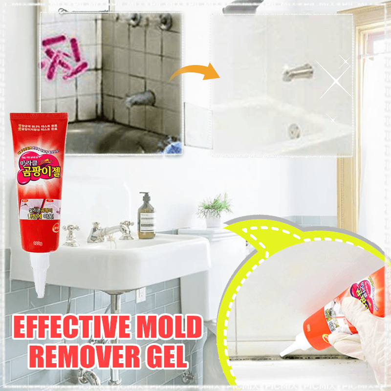 Effective Mold Remover Gel